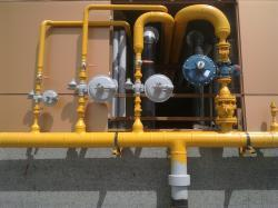 لوله کشی گاز  صنعتی فشارقوی وخانگی مجری پایه یک کل کشور
