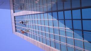 پیچ کردن سنگ نمای ساختمان