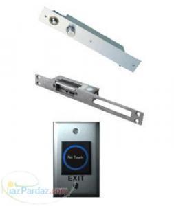 کارتی کردن قفل کنترل تردد درکرج
