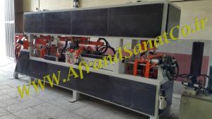 فروش خط تولید تیرچه تمام اتوماتیک صنعتی (ماشینی) 09121341092