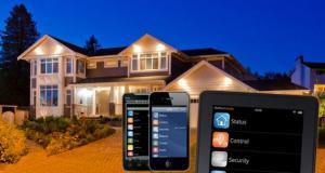 هوشمند سازی ساختمان خانه هوشمند