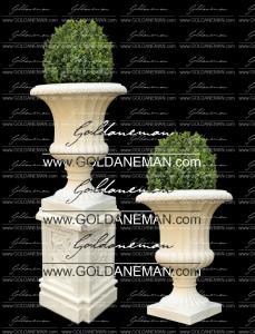 گلدان رومی، گلدان کلاسیک، گلدان شهری