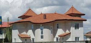 طراحی و اجرای سقف شیبدار،سقف سوله،سقف شیروانی،سقف ویلا -کرج