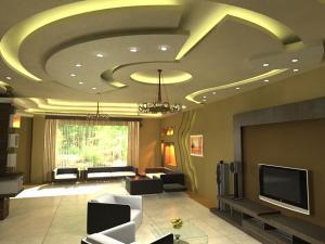 طراح و مجری انواع کناف و سقف کاذب