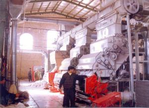 فروش کارخانه ریسندگی درشهرک صنعتی اشتهارد