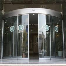 درهای اتوماتیک شیشه ای ،پارکینگی وصنعتی BFT  اصفهان