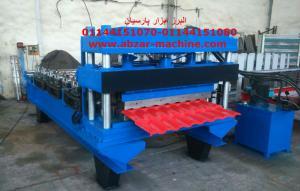 ساخت و فروش دستگاه ورق پرچین(جدید)