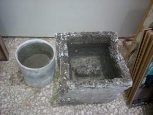 محلول آب بندفوری نفوذگر و پودر آب بندی جایگزین ایزوگام