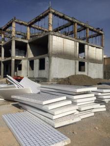 توليد 3d panel و نصب و شاتكريت و ساندويچ پانل وفوم سقفي و مش