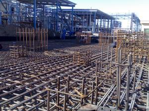 مدیریت واجرای پروژه های صنعتی ،ساختمانی وتونل
