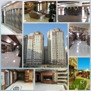 فروش آپارتمان های پروژه آسمان در منطقه 22