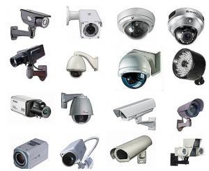 طراحی و اجرای سیستم های نظارت تصویری (CCTV)