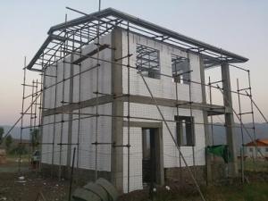 البرز سازه تولید کننده تری دی پانل و نصب تری دی پانل