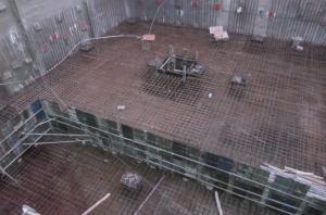 اجرای فونداسیون سقف دال بتنی سقف کامپوزیت دیوار برشی وحائل