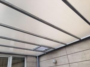 اجرای سقف حیاط خلوت - سقف پاسیو (Patio Roof)