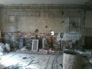انجام کلیه تغییرات داخل ساختمان