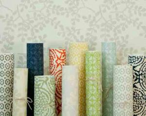 فروش انواع کاغذ دیواری