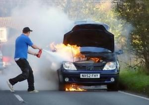 فروش ویژه کپسول آتش نشانی مخصوص خودرو