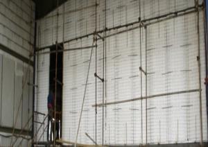 قیمت پانل دیواری مش فولادی