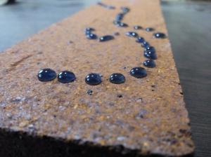 نانو مواد ضدآب و ضدشوره نما آجر سنگ بتن