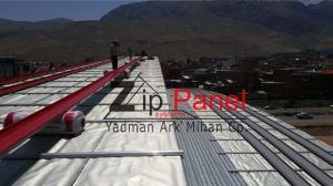 پوشش سازه های فرودگاهی نمایشگاهی و مترو