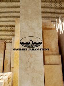 فروش انواع سنگ ساختمانی تراورتن مرمریت قیچی