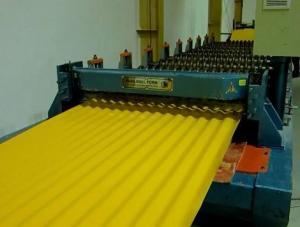ساخت دستگاه سینوسی - تیغه کرکره