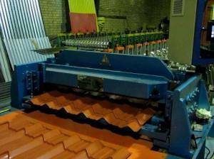 ساخت انواع دستگاه های رول فرمینگ نورد سرد