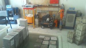 آزمایش خاک- جوش- بتن- میلگرد 09121014629