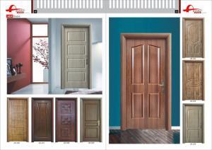 تولید و عرضه انواع درب چوبی (ورودی و داخلی ) ساختمان
