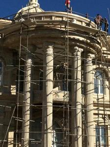 بنایی و سنگ کاری ساختمان