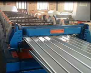 پارس رول فرم تولید کننده انواع دستگاه رول فرمینگ دامپا طولی