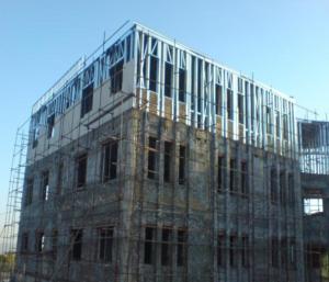 اضافه کردن یک طبقه باسازه(ال اس اف)(LSF)شیراز