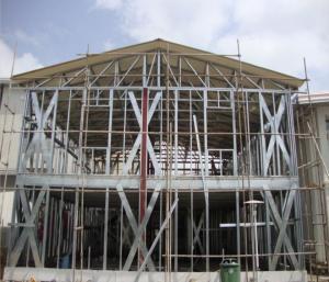 ساختمان پیش ساخته با سازه(ال اس اف)(LSF)درشیراز