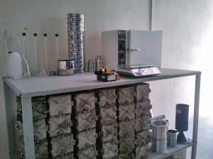 آزمایشگاه تخصصی ساختمان