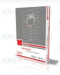 وارد کننده اصلی فلاش تانک NOVA ترکیه -توالت ایرانی و وال هنگ