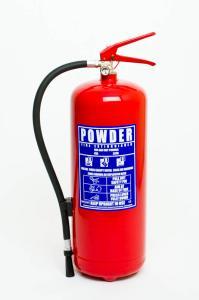 شارژ کپسول آتش نشانی پودر و گاز