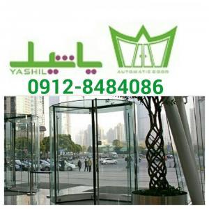 درب اتوماتیک شیشه ای و شیشه سکوریت و کرکره برقی 8484086-0912