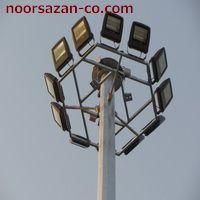 تولید ،نصب و راه اندازی برج روشنایی