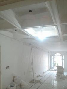 انجام کلیه امور گچ کاری و بازسازی و  خرده کاری ساختمان