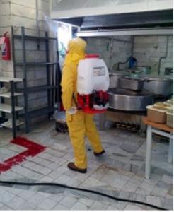 شرکت آرمان توسعه پاک زیست-خدمات سم پاشی و طعمه گذاری در اماکن