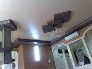 فروش و نصب انواع دیوارپوش و سقف کاذب PVC و MDF  در قم