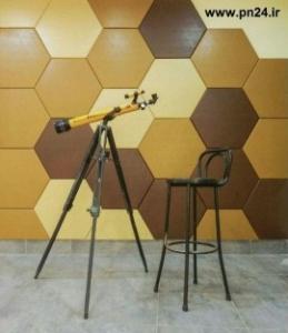 دیوارپوش و پنل های چرمی 3D
