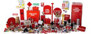 فروش کلیه تجهیزات آتش نشانی
