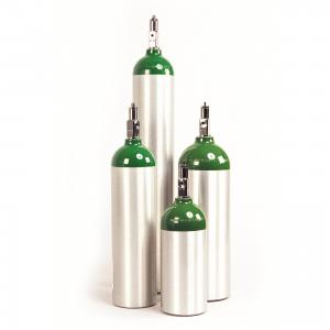 شارژ کپسول اکسیژن در محل