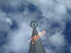 تولید برج های روشنایی در ارتفاعات مختلف