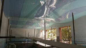 سقف کاذب استخر