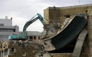 تخریب ساختمان (تحکیم بنا ایستا)