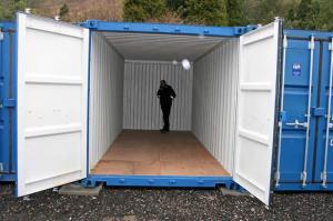 اجاره انبار کانتینری برای نگهداری کالا و تجهیزات اضافی پروژه