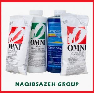 مواد شیمیایی نگهداری استخر OMNI و Pool Guard